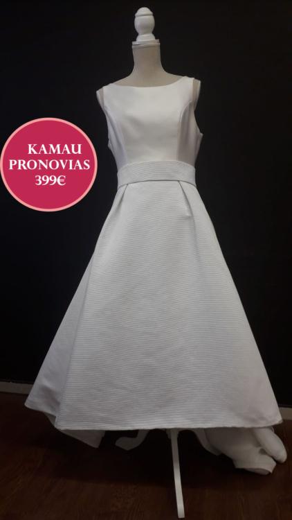 Kamau Pronovias